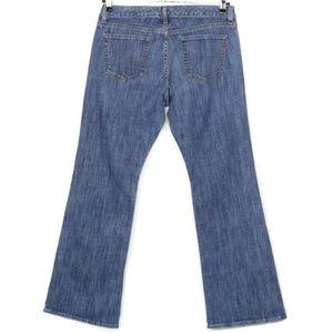 Gap 1969 Jeans Flare 10 Regular X 31 Stretch